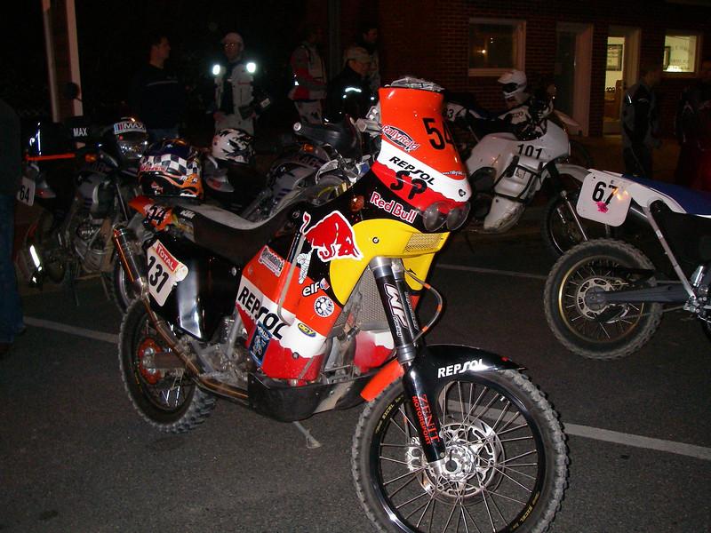 Some Dakar hardware
