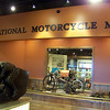 Larry and I stepped into the National Motorcycle Museum in Anamosa, IA for about an hour.