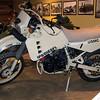 Diesel motorcycle.  National M/C Museum.