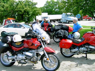 Georgia Mountain Rally, 2006