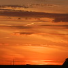 Friday sunset.