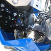 Very trick factory KTM hardware.