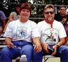 """Maggie and Jim Galaszewski<br />  """"Dinks Rally"""""""