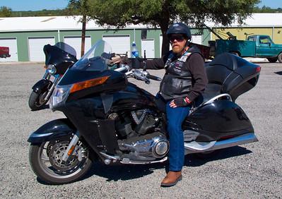 Texas Victory Motorcycle Club Meet