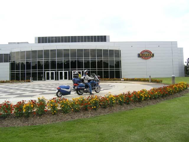 Barber Motorcycle Museum, Birmingham, AL