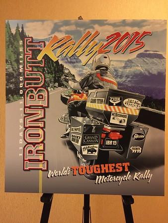 Iron Butt Rally 2015