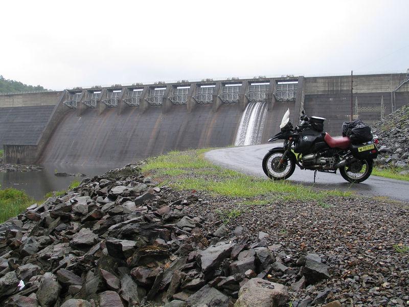 Apallachia Dam
