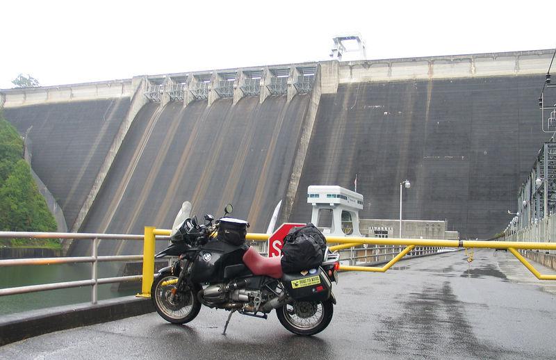 hiwasse dam