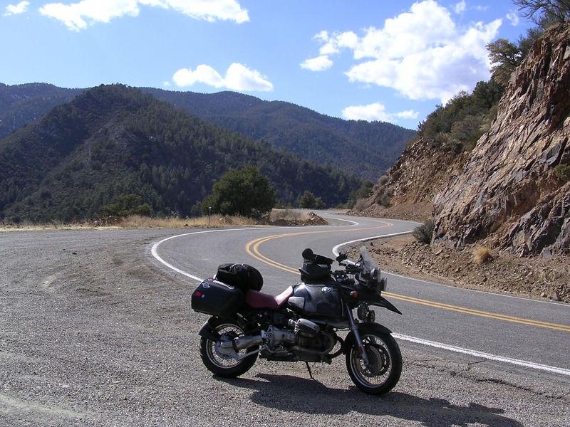 Rt 152, NM