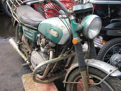 Random Motorcycles