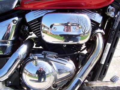 Tim Marek's Suzuki Marauder 800