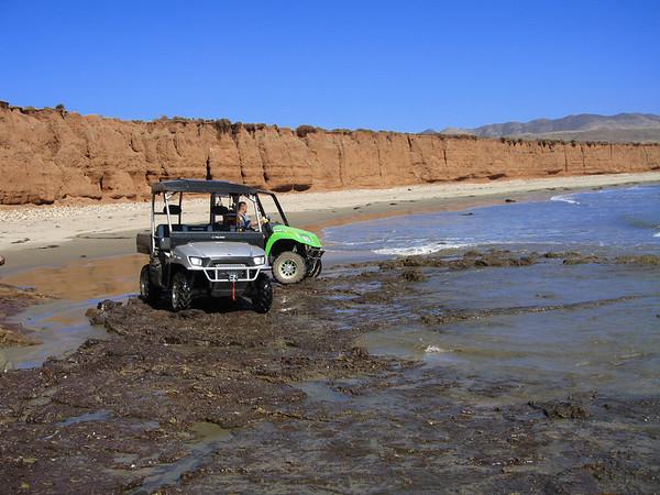 Ranger in Baja