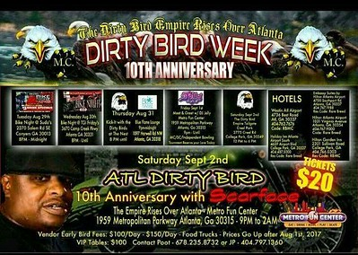 Rare Breed 10th Anniversary Party