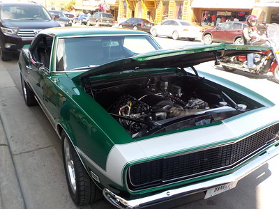 Red Lodge Car Show