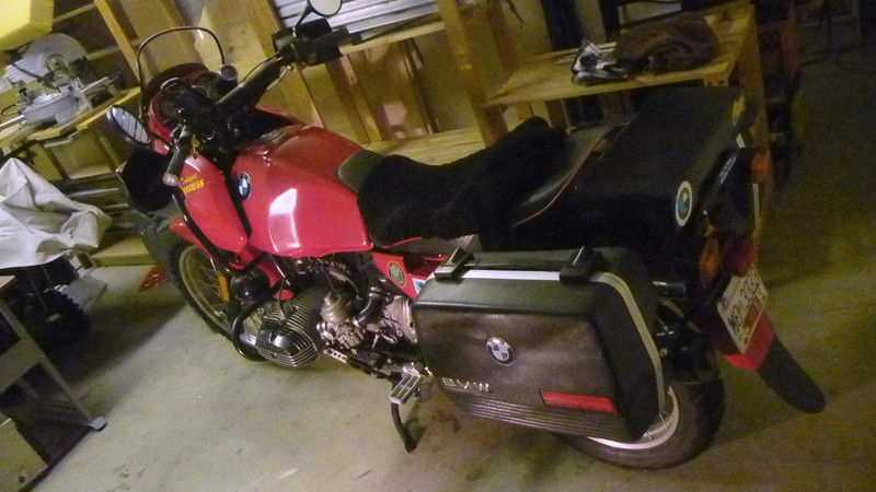 1991 BMW R100 GS for sale in Campbell River, BC