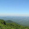 View from Reddish Knob.  South West.