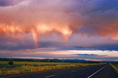 2b,near Bosman,MT,dawn rainbow,July20,2001