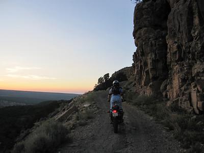 Reservoir Ride - CO 8/25/2012