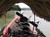 Lone Rider in Guatemala
