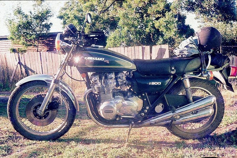 Roderick's Z900