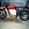 CB750 K4, March 1989. Engine was rebuilt by Dave Whiteside. It ran flawlessly until sold in 2000. I did 70,000 Ks on it in that time.