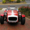 Bryan & Peter Timms in Peter's clubman