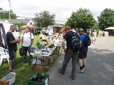 Looking for parts for yor vintage bike...this is the place...a huge motorcycle flea market.