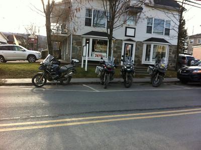 Ride 27 Novembre 2011