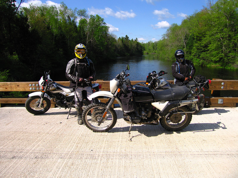 2009 Ride for Research  - Wabeno,WI