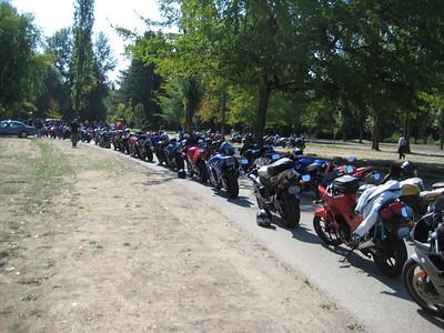 Memorial Ride for Arpana - August 2008