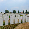 Tyne Cot Cemetery. 36000 souls from the Commonwealth remembered here