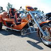 Ford Zetec powered trike.