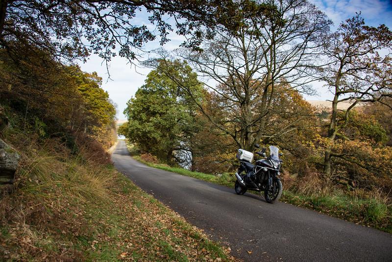 Autumn in Goyt Valley