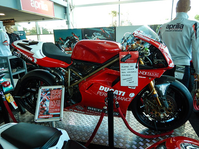 Foggy 998 Ducati