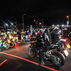 NW Honda Blackpool Iluminations ride