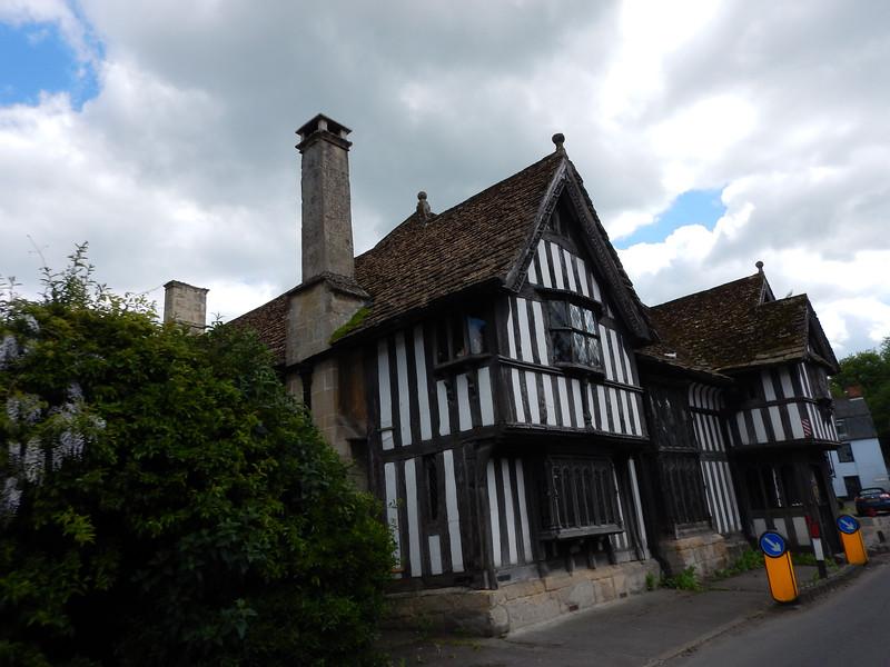 Potterne Village
