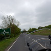 Crossing the a34 on the Foss Way