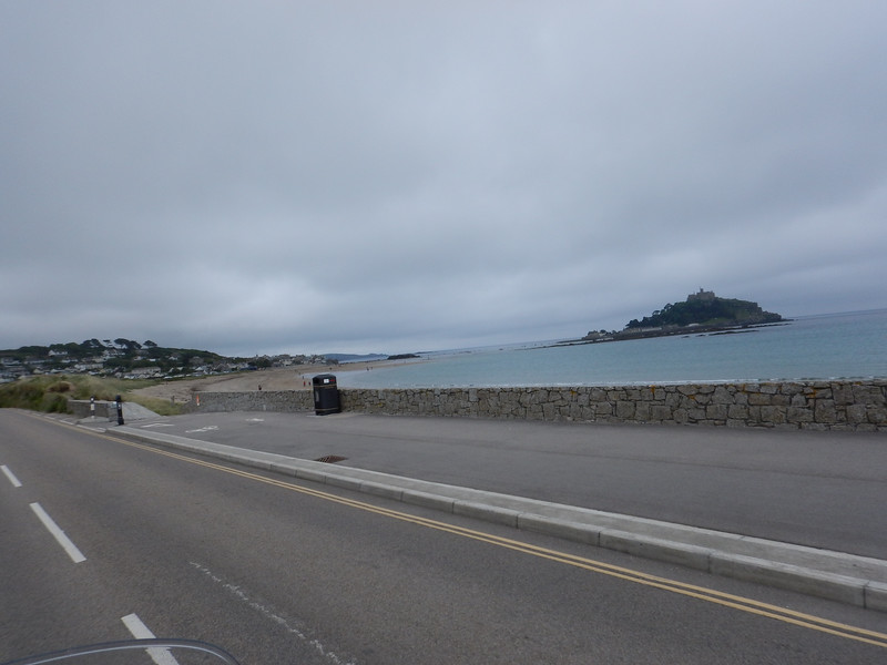 On the Way to St Michaels mount