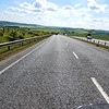 Crossing Wiltshire on the A303