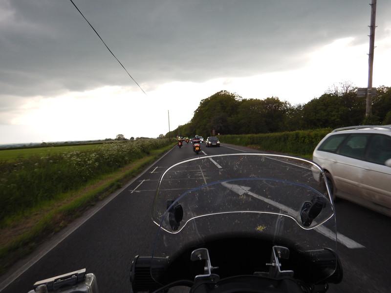 A30 near Rawridge