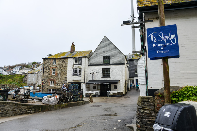 The Harbour Port Isaac.