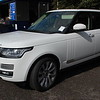 New range rover spotted testing.