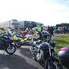 The Raven Cafe truck stop biker meet 2014