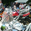 Cruisers Learners and Sportsbikes at Rivington