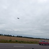A C130 approaching RAF Lakenheath.