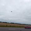 A C130 approaching RAF Lakenheath.