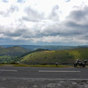 Vstrom on the Horseshoe Pass