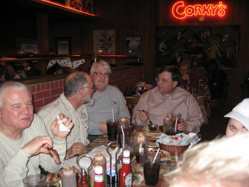 Don, Steve, Joe and Bill
