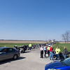 Riders from all over the place converge on Moonshine, IL.