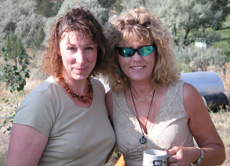 Tracy and Val